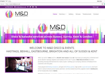 M&D Disco & Events Discos