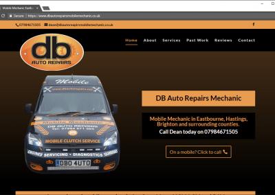 DB Auto Repairs Mobile Mechanic