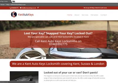 Kent Auto Keys Mobile Locksmith