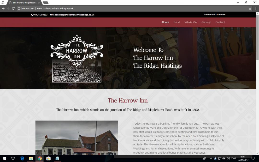 The Harrow Inn Public House